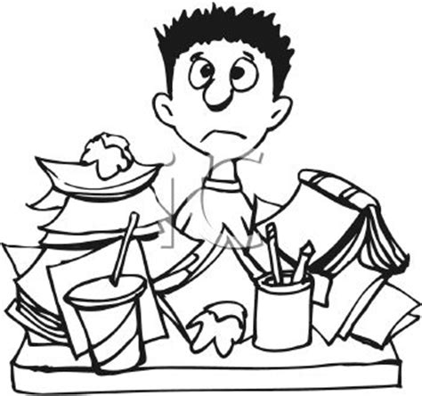 Bad Habits Putih college student clipart black and white clipart panda free clipart images