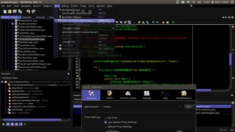 theme editor netbeans editores de texto tecnolog 237 a av