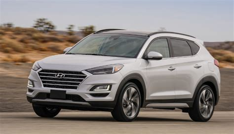 when will the 2020 hyundai tucson be released 2020 hyundai tucson colors release date redesign price