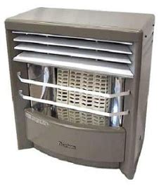 unvented natural gas space heaters should be removed