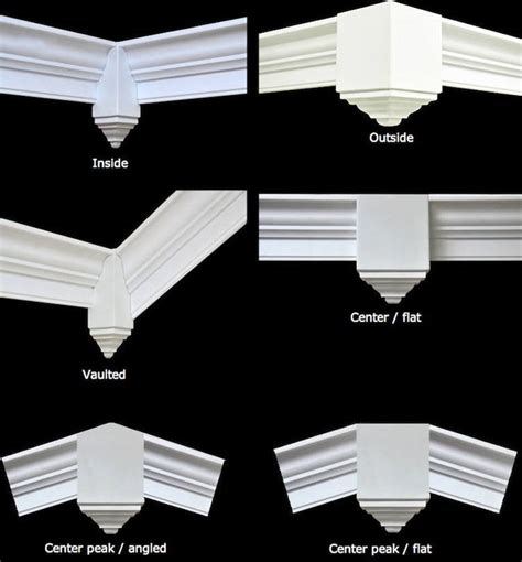 How To Cut Crown Molding On A Sloped Ceiling by Best 25 Crown Moldings Ideas Only On Crown