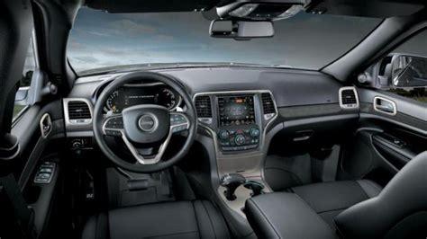 grand interni jeep grand listino prezzi 2018 consumi e dimensioni