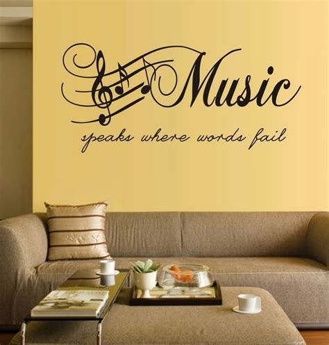 Note Home Decor by Large Size Sticker Note Home Decor Diy Wall