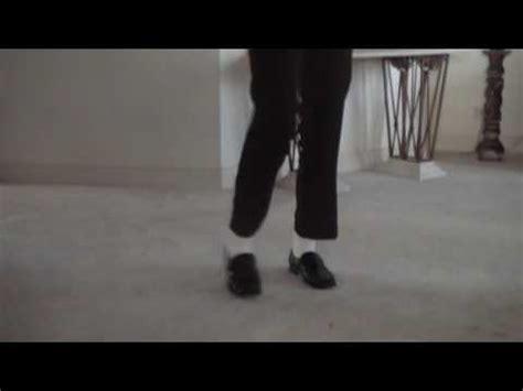 tutorial dance michael jackson mj dance move tutorial foot shuffle tap youtube