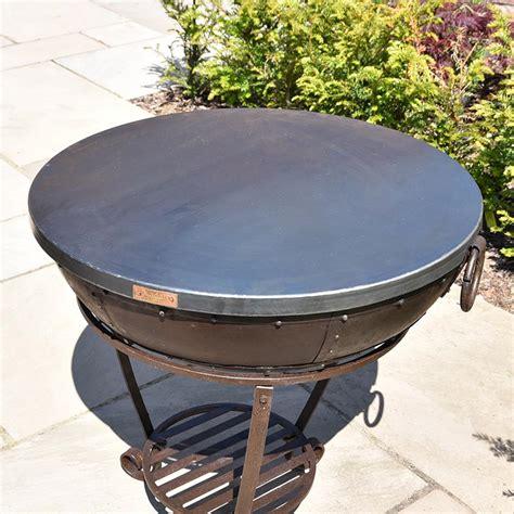 kadai protective shieldcover cast iron  gardensware