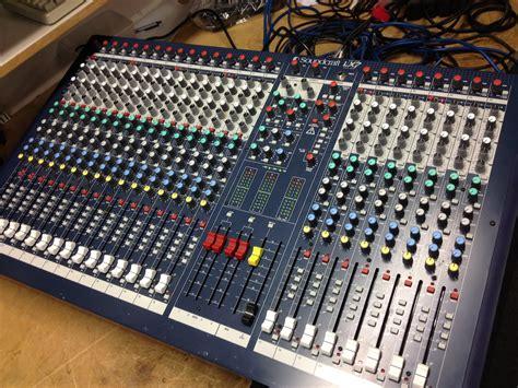 Mixer Lx7ii soundcraft lx7ii 24 image 377218 audiofanzine