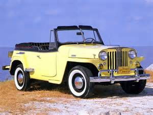 49 Willys Jeep Willys Overland Jeepster Vj 04 1948 49