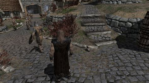 hdt physics mods skyrim capes with hdt physics at skyrim nexus mods and community