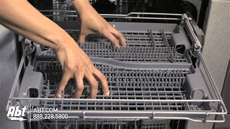 kitchenaid architect series ii dishwasher overview youtube