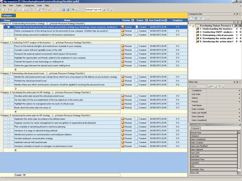 human resource management plan template employee management templates