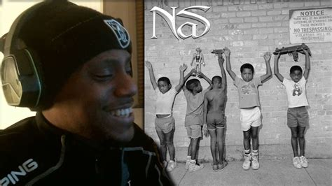 nas first album new nas album quot nasir quot first reaction review youtube