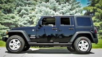 Jeep Wrangler 4door Jeep Wrangler 4 Door Black Image 149