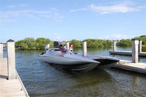 nor tech race boats turbine marine news