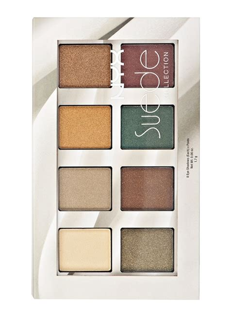 Trend Nyx Eyeshadow Palette nyx introduces suede eyeshadow palette for fall 2014 and cosmetics
