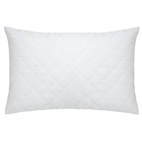 buy lewis micro fresh cotton quilted pillow protector