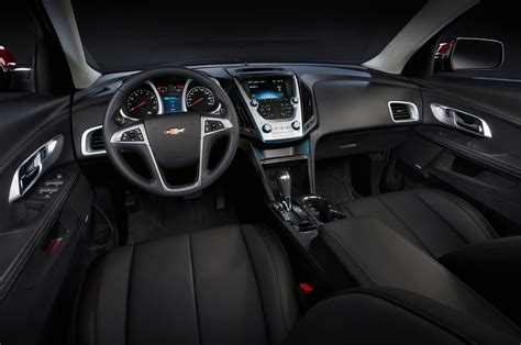 Chevy Interior by 2016 Chevrolet Equinox Reviews And Rating Motor Trend