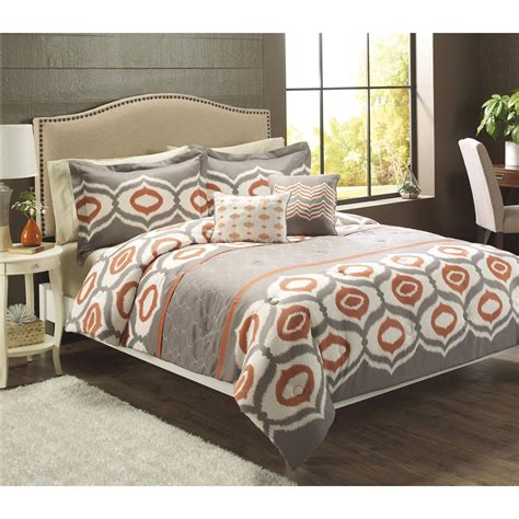 Better Bedding Sets Better Homes And Gardens Ikat Trellis 5 Bedding Set