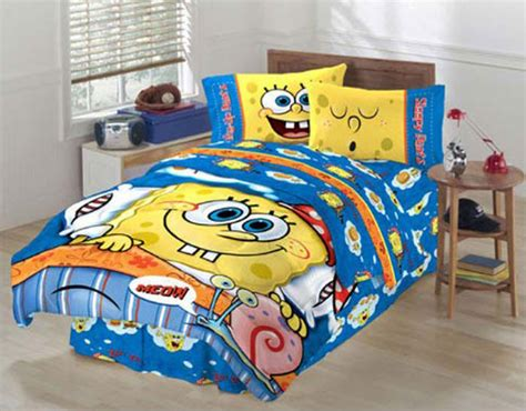 spongebob bedroom room furniture spongebob interior design ideas