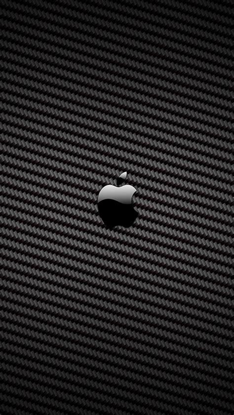 apple wallpaper carbon carbon fiber iphone wallpaper wallpapersafari