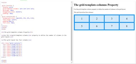 Css Grid Grid Template Columns Stack Overflow Css Grid Template Columns