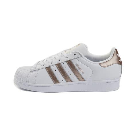 womens adidas superstar athletic shoe white 436505