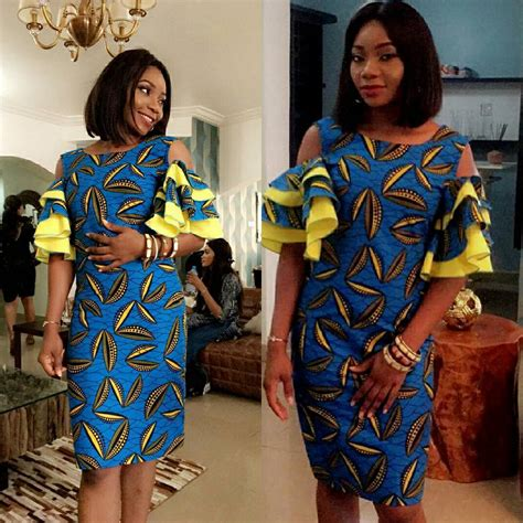 ankara new gown style beautiful ankara latest gown styles 2018 for fashion divas