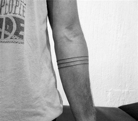 90 minimalist tattoo designs for men simplistic ink ideas