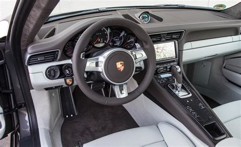 new porsche 911 interior 2016 porsche 911 turbo vs turbo s what is the better car
