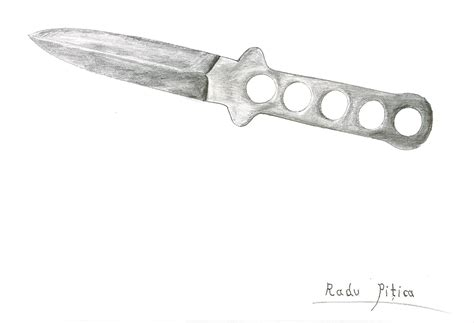 inkscape knife tutorial image gallery knife drawing