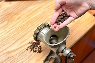 How To Do The Coffee Grinder Step By Step 3 Ways To Grind Coffee Beans Without A Grinder Wikihow