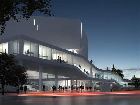 Senter Zoom Mini Usa 2000w gallery of mashouf performing arts center at san francisco