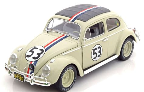 Hotwheels Vw Herbie herbie mattel wheels scale 1 18 vw beetle herbie no 53 herbie goes to monte carlo