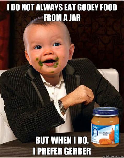 Baby Food Meme - baby dos equis guy memes quickmeme