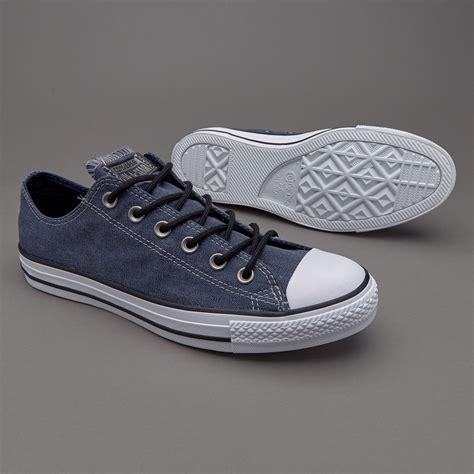 Sepatu Merk All sepatu sneakers converse chuck all obsidian