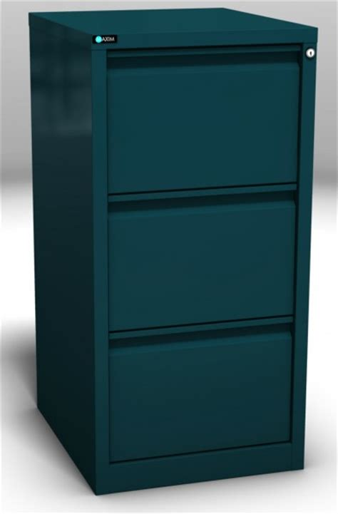 Teal File Cabinet Maxim Filing Systems Easy Glide