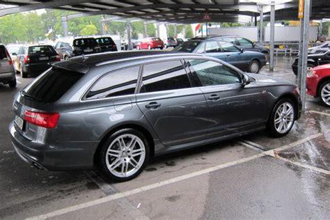 Audi A6 Baujahr 2012 by Leasing Durch Leasing 252 Bernahme Audi A6 Avant 3 0 Tdi