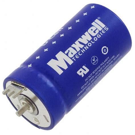 digikey supercapacitors bcap0310 p270 t10 maxwell technologies inc capacitors digikey