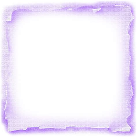 light purple picture frame torn paper transparent frame purple 169 esme4eva2015 torn