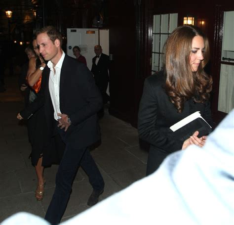 prince william and kate middleton go on date to