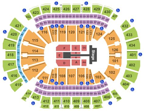 houston rockets seating chart toyota center cheap toyota center tx tickets