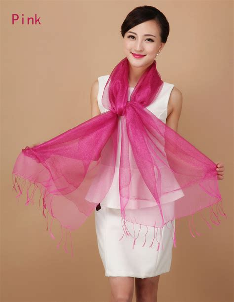 wholesale 100 gold silk scarf china scarf