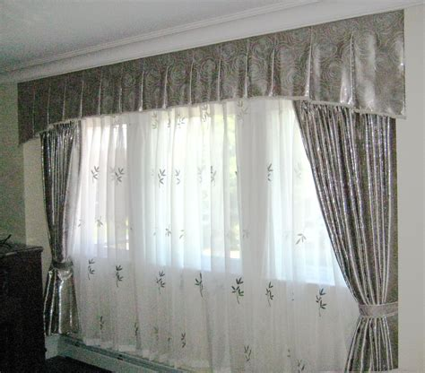 curtain looks different style of curtains different valance styles
