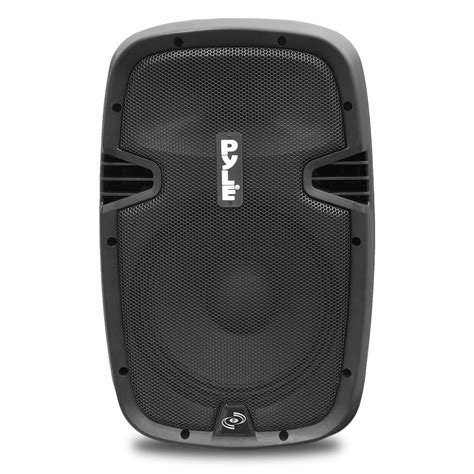 cabinet bluetooth speaker pylepro pphp1237ub bluetooth loudspeaker pa cabinet