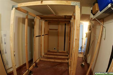 building a room a garage room build 5 x 7 x 13