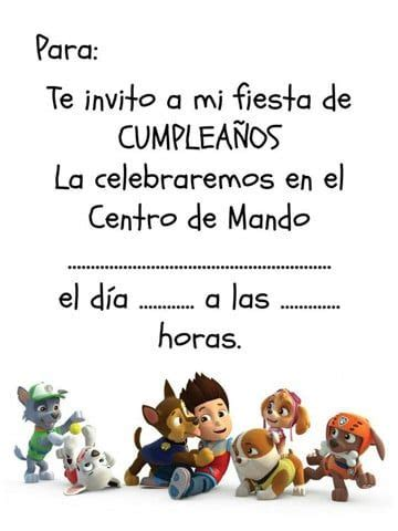 imagenes de invitaciones infantiles invitaciones cumpleanos infantiles para imprimir