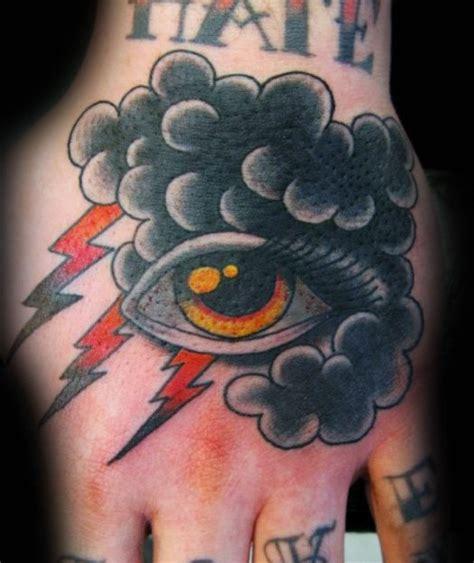 traditional tattoo hand eye 50 traditional eye tattoo designs for men old school ideas