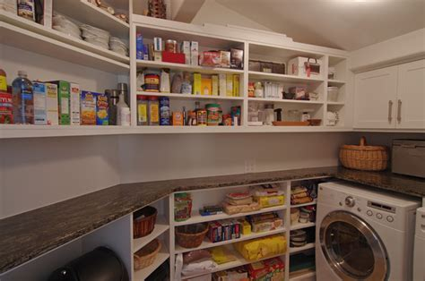 What Is Pantry Room by Residential Kitchens Pantry Laundry