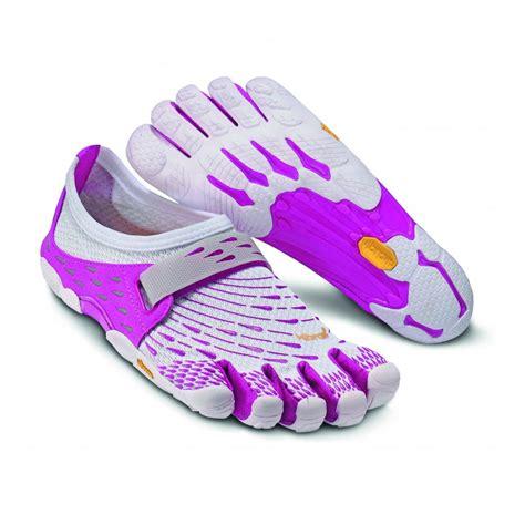 s vibram fivefinger seeya running shoes white grey