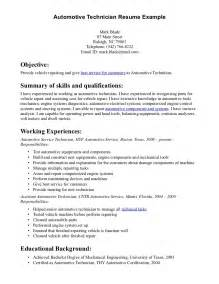 heavy equipment mechanic resume