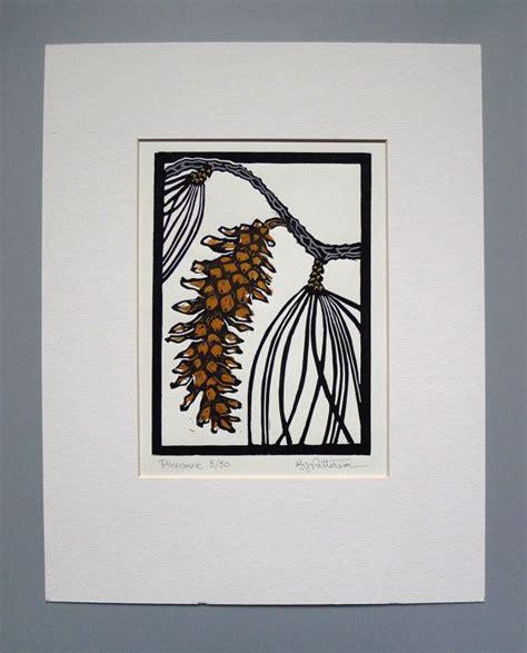 Handmade Prints - 352 best linocuts images on impressions